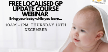 FREE LOCALISED GP UPDATE COURSE WEBINAR (1)